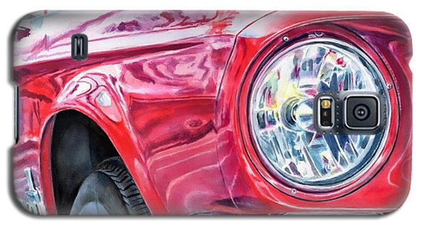 Ford Mustang Galaxy S5 Case