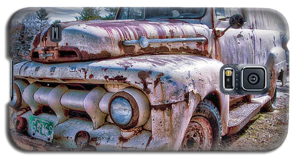 Ford Panel Truck Galaxy S5 Case