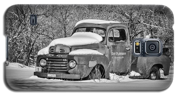 Ford Truck 2016-1  Galaxy S5 Case