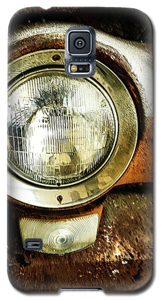 Ford Truck Headlight Galaxy S5 Case
