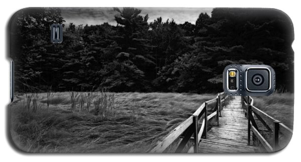 Fore River Marsh Galaxy S5 Case