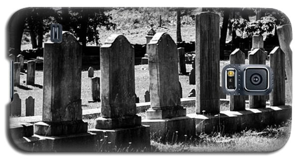 Foreside Cemetery 2 Galaxy S5 Case