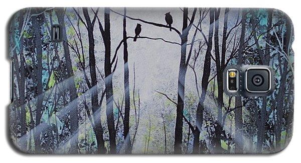 Forest Birds Galaxy S5 Case