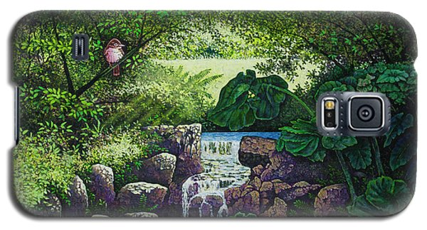 Forest Brook Iv Galaxy S5 Case by Michael Frank