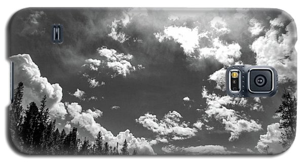 A New Day, Black And White Galaxy S5 Case