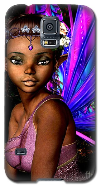Elf Galaxy S5 Case - Forest Fairy by Alexander Butler