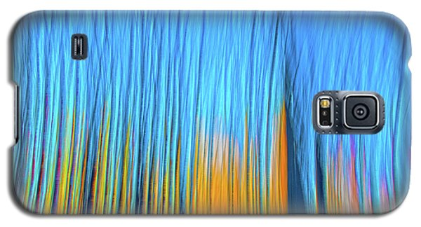 Galaxy S5 Case featuring the photograph Forest Fire by Tony Beck