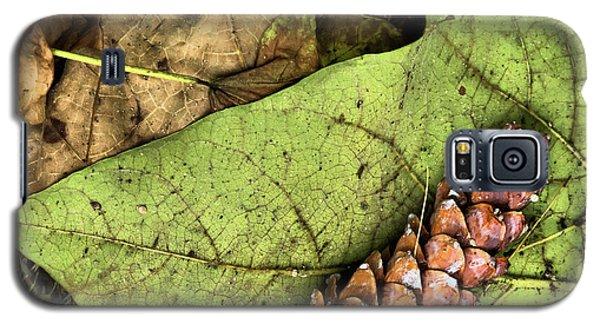 Forest Floor Still Life Galaxy S5 Case