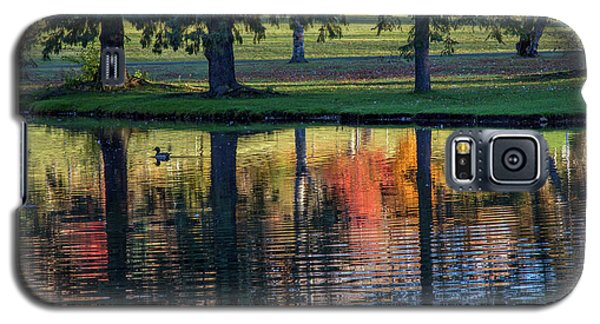 Forest Hill Reflections I Galaxy S5 Case