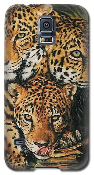 Forest Jewels Galaxy S5 Case