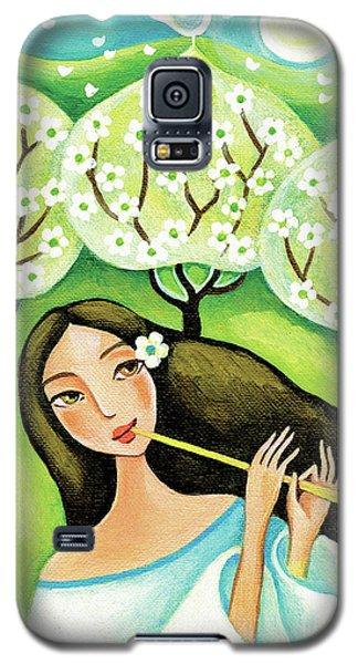 Forest Melody Galaxy S5 Case