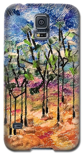 Forest Galaxy S5 Case