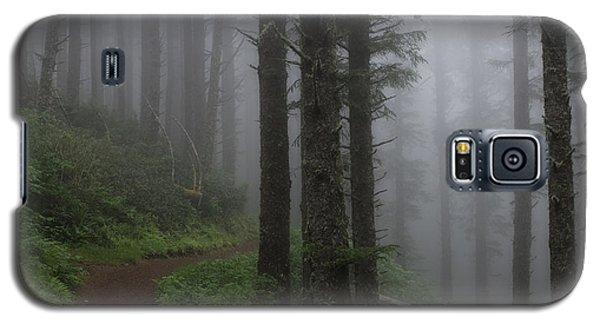 Forest Of Fog Galaxy S5 Case