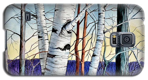 Forest Of Trees Galaxy S5 Case