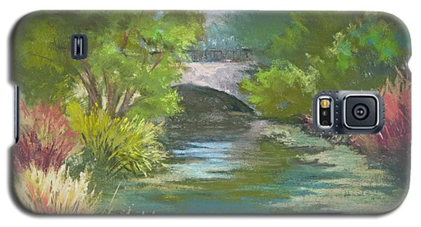 Forest Park Bridge Galaxy S5 Case