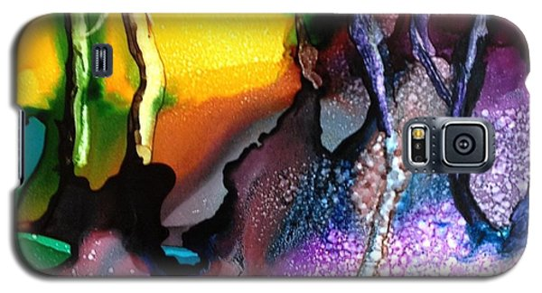 Forest People Galaxy S5 Case by Suzanne Canner