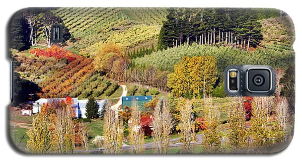 Forest Range, Adelaide Hills Galaxy S5 Case by Bill  Robinson