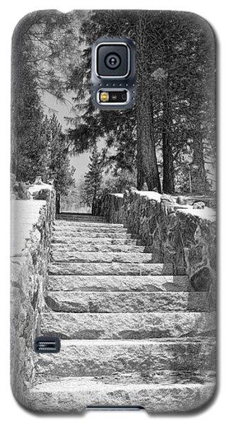 Forest Stairway Galaxy S5 Case