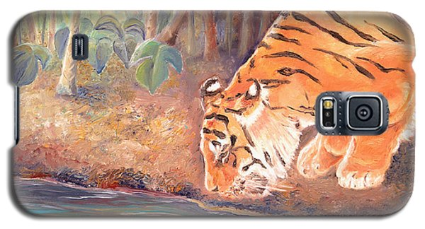 Forest Tiger Galaxy S5 Case
