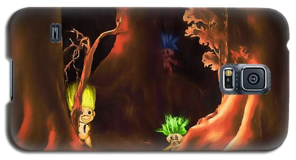 Forest Trolls Galaxy S5 Case