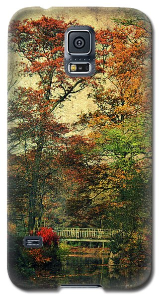 Forest Vintage Galaxy S5 Case