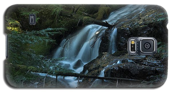 Forest Waterfall. Galaxy S5 Case