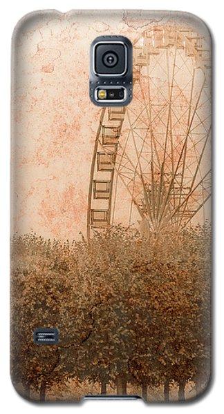 Paris, France - Forest Wheel Galaxy S5 Case