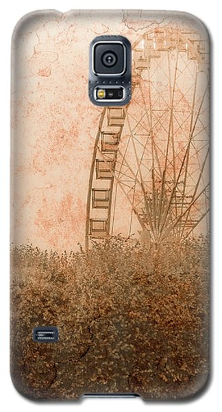Paris, France - Forest Wheel Galaxy S5 Case