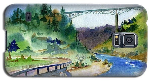 Foresthill Bridge #2 Galaxy S5 Case