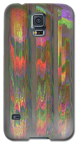 Galaxy S5 Case featuring the digital art Forests Of The Night by Wendy J St Christopher