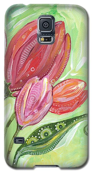 Forever In Bloom Galaxy S5 Case by Tanielle Childers
