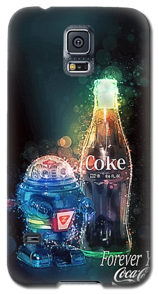 Forever Young Coca-cola Galaxy S5 Case