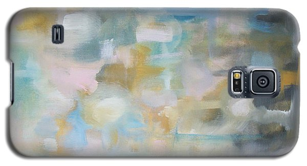 Galaxy S5 Case featuring the painting Forgetting The Past by Raymond Doward