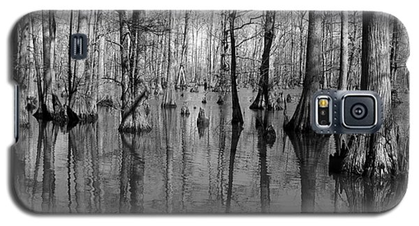 Forgotten - Black And White Art Print Galaxy S5 Case