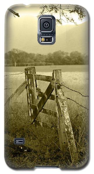 Forgotten Fields Galaxy S5 Case