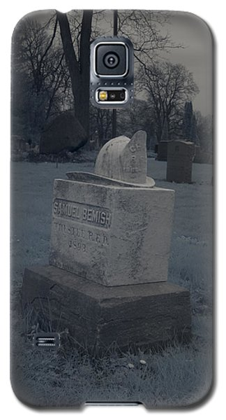 Galaxy S5 Case featuring the photograph Forgotten Firefighter by Joshua House