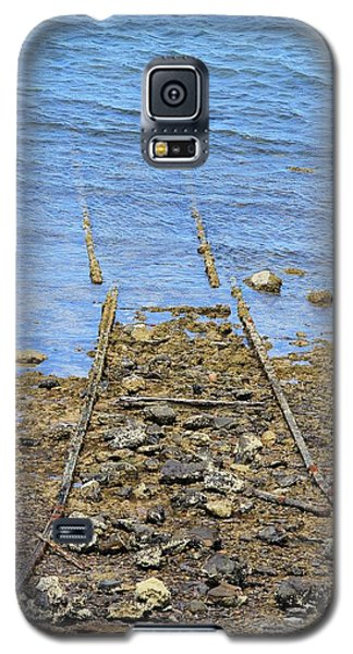 Forgotten Line Galaxy S5 Case by Stephen Mitchell