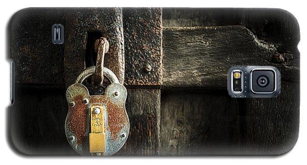 Forgotten Lock Galaxy S5 Case