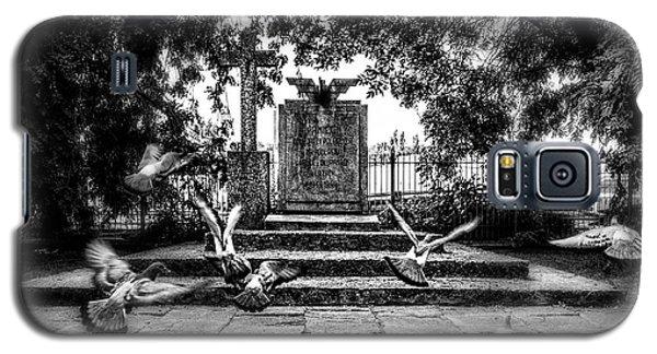 Forgotten Monument Galaxy S5 Case by Jaroslaw Grudzinski