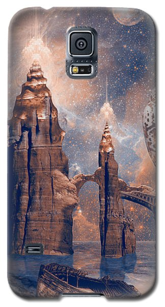 Forgotten Place Galaxy S5 Case