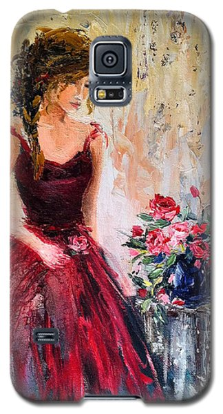 Forgotten Rose Galaxy S5 Case