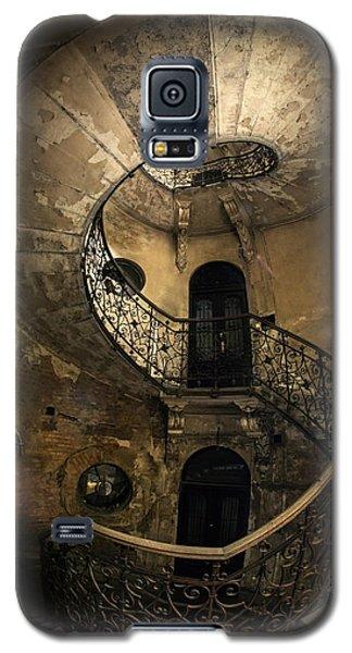 Forgotten Staircase Galaxy S5 Case by Jaroslaw Blaminsky
