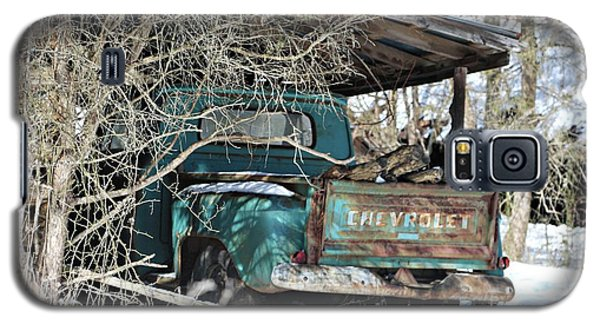 Forgotten Truck Galaxy S5 Case