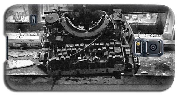 Forgotten Words Galaxy S5 Case