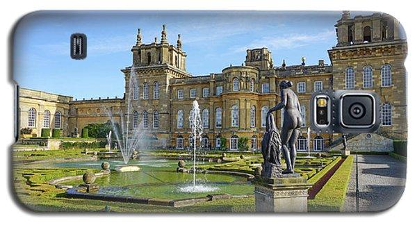 Formal Garden Blenheim Palace Galaxy S5 Case