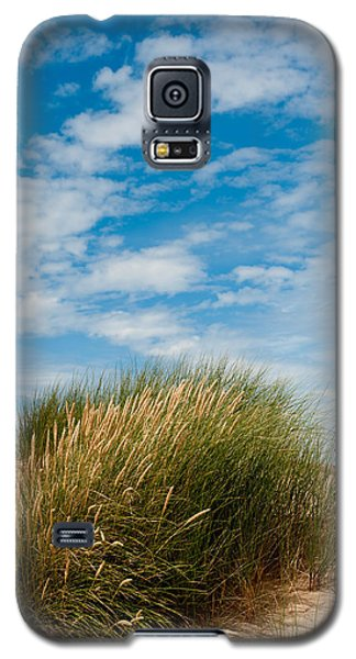 Formby Sand Dunes And Sky Galaxy S5 Case