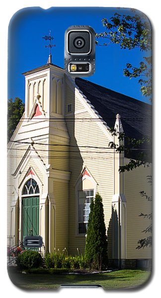 Former Methodist Yarmouth Me Galaxy S5 Case by Dick Botkin