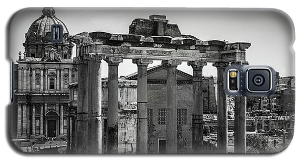 Foro Romano, Rome Italy Galaxy S5 Case