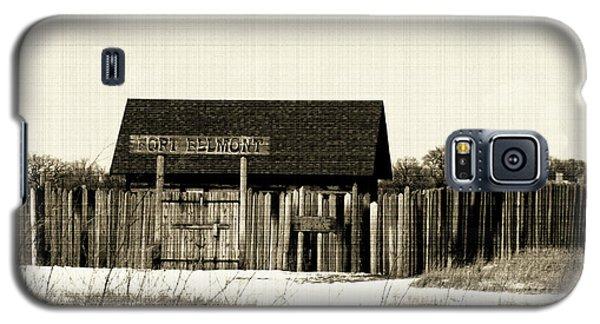 Fort Belmont Galaxy S5 Case
