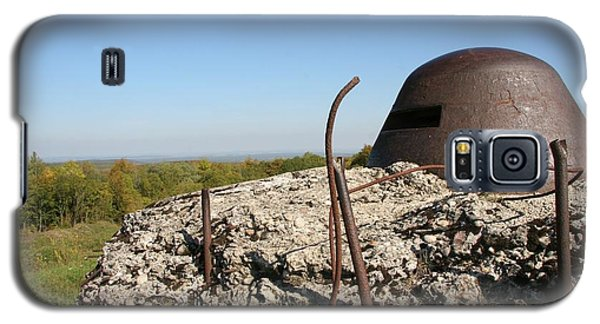 Galaxy S5 Case featuring the photograph Fort De Douaumont - Verdun by Travel Pics